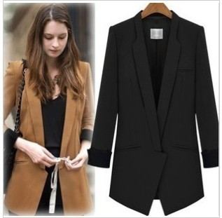 long blazer- aliexpress.com