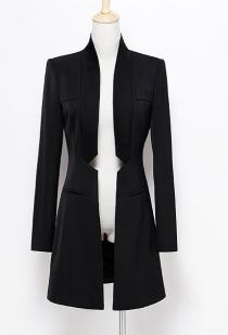 long blazer- fashionmia.com